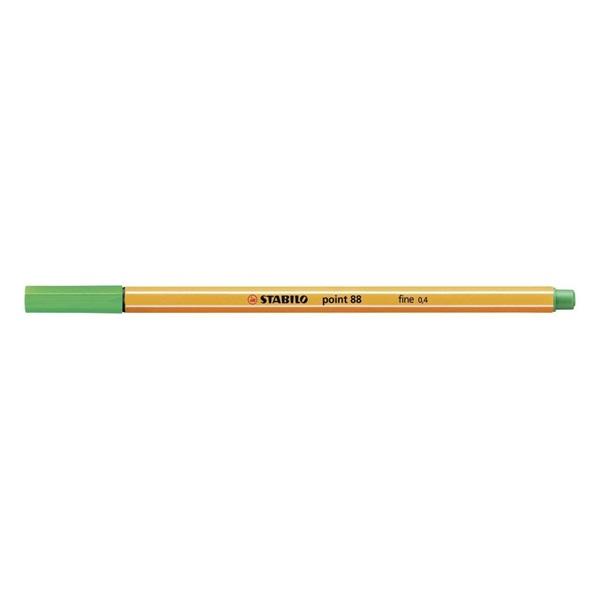 Stabilo Point 88 BL zöld tűfilc - 1