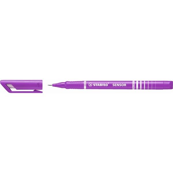 Stabilo Sensor lila tűfilc - 1