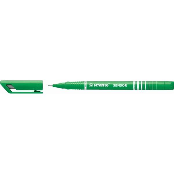 Stabilo SENSOR zöld tűfilc - 1