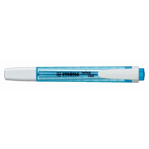Stabilo Swing cool kék szövegkiemelő - 1