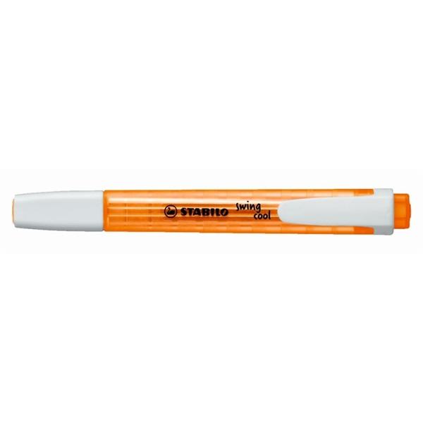 Stabilo Swing cool narancs szövegkiemelő - 1