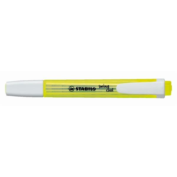 Stabilo Swing cool sárga szövegkiemelő - 1