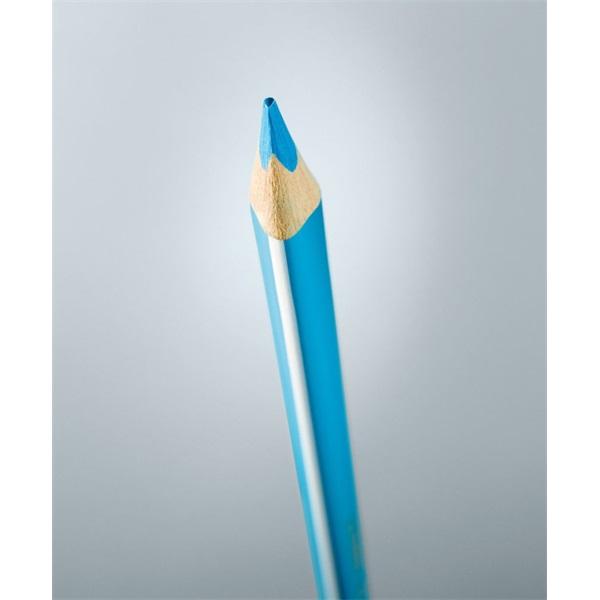 Stabilo Trio 24db-os vegyes színű színes ceruza + hegyező - 2