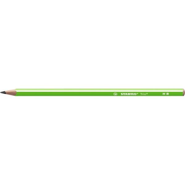 Stabilo Trio HB zöld grafitceruza - 1