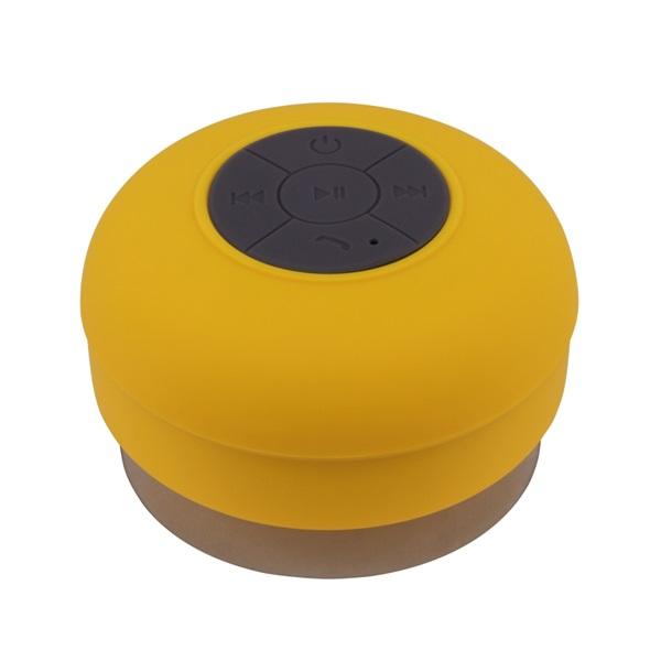 Stansson BSA355C citromsárga Bluetooth speaker - 2