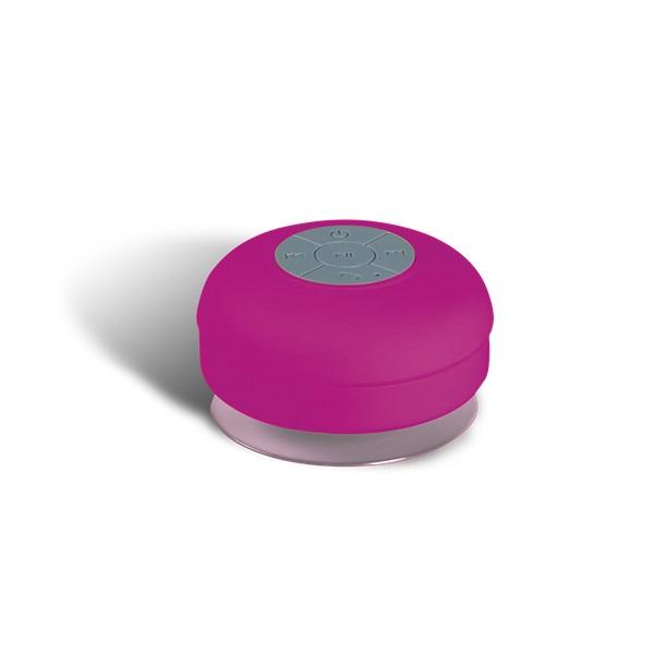 Stansson BSA355M ciklámen Bluetooth speaker - 1