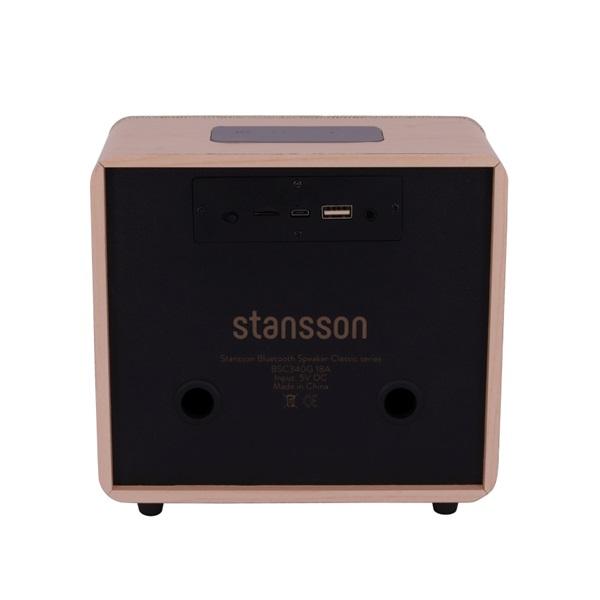 Stansson BSC340G arany Bluetooth speaker - 4
