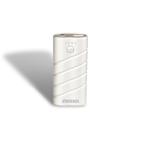 Stansson PBP434W-046 4600mAh fehér power bank - 1