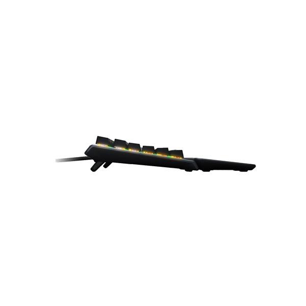SteelSeries Apex 3 UK fekete gamer billentyűzet - 2