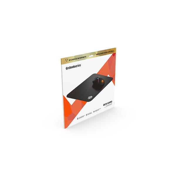SteelSeries QCK Hard Pad világító gamer egérpad - 3