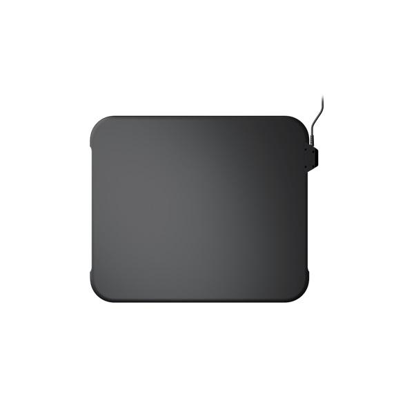 SteelSeries QCK Prism RGB Cloth Medium világító gamer egérpad - 3