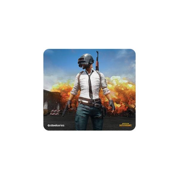 SteelSeries QCK PUBG Erangel Edition L gamer egérpad - 1