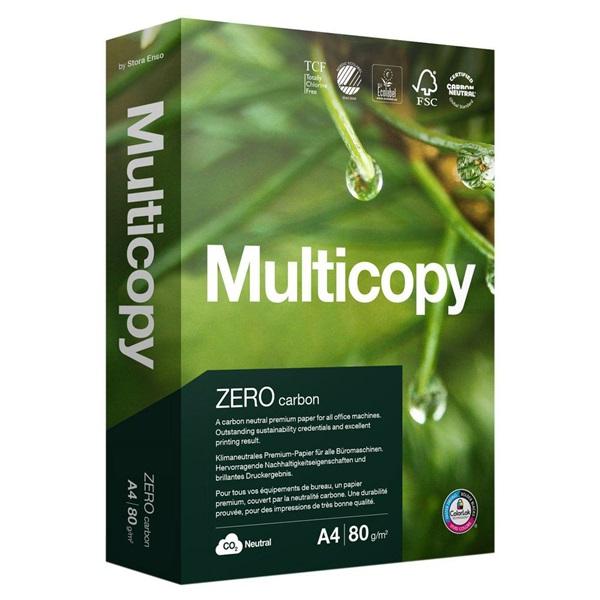 Stora Enso Multicopy Zero A4 80g másolópapír - 1