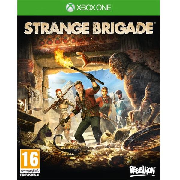 Strange Brigade Xbox One játékszoftver - 1