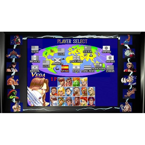 Street Fighter 30Th Anniversary Collection PS4 játékszoftver - 3