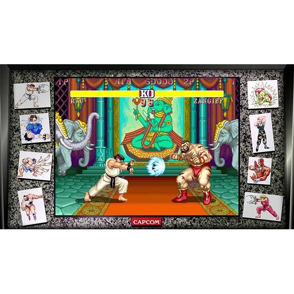 Street Fighter 30Th Anniversary Collection PS4 játékszoftver - 4