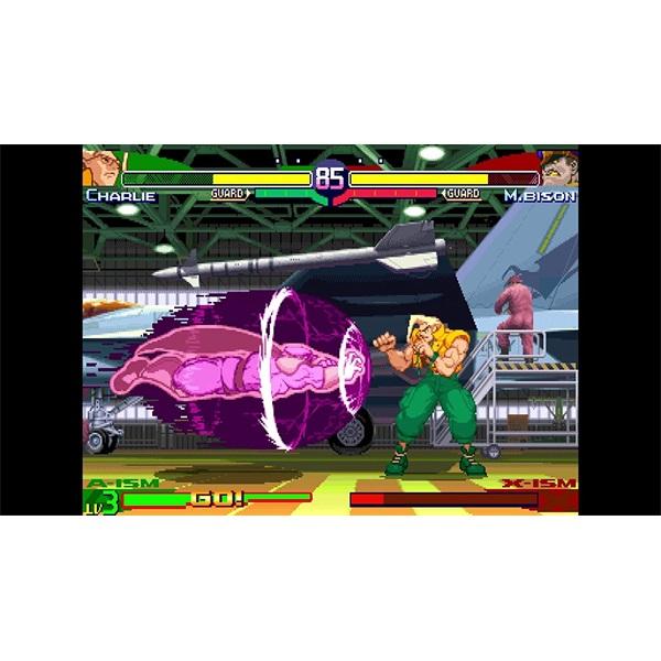 Street Fighter 30Th Anniversary Collection PS4 játékszoftver - 5