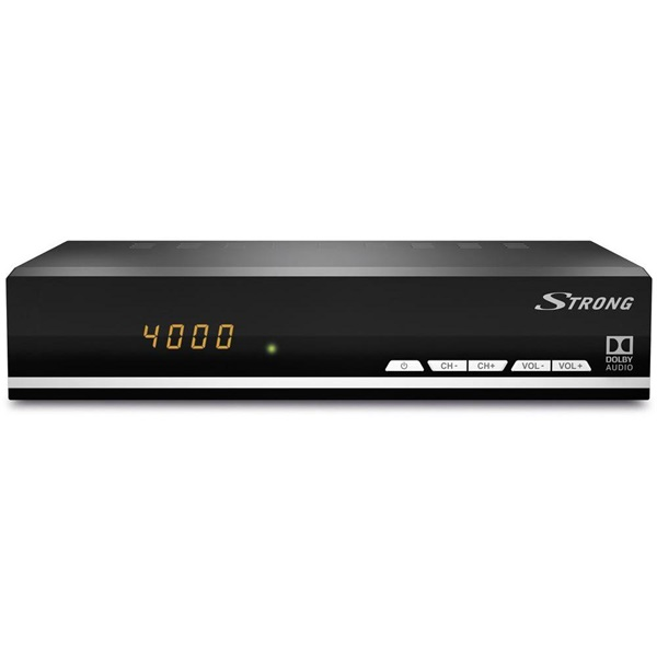Strong SRT7007 Digitális HD műholdvevő - 1
