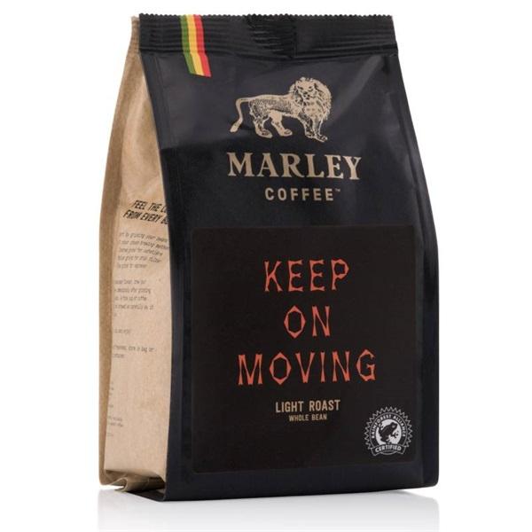 Szemes kávé Keep on Moving 227 gramm - 1