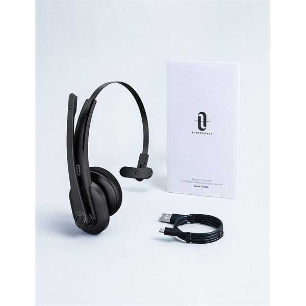 TaoTronics TT-BH041 Bluetooth zajszűrős vezeték nélküli headset - 2