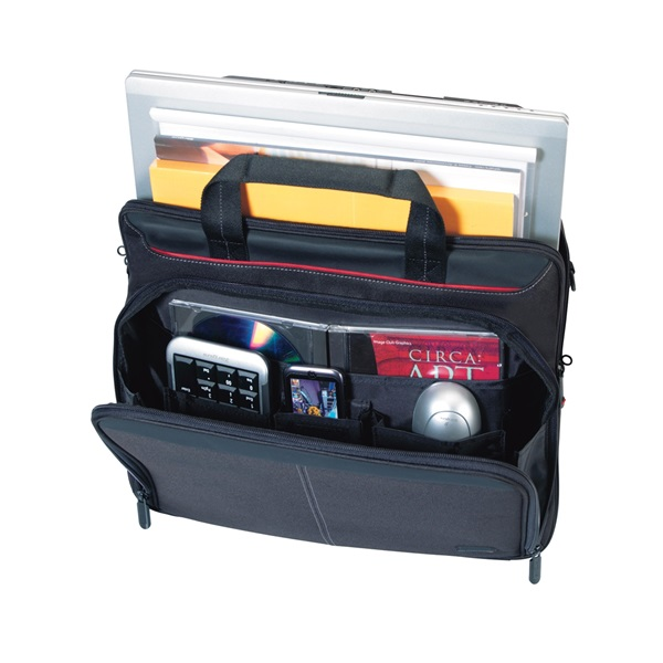 Targus CN31 16 fekete notebook táska - 2