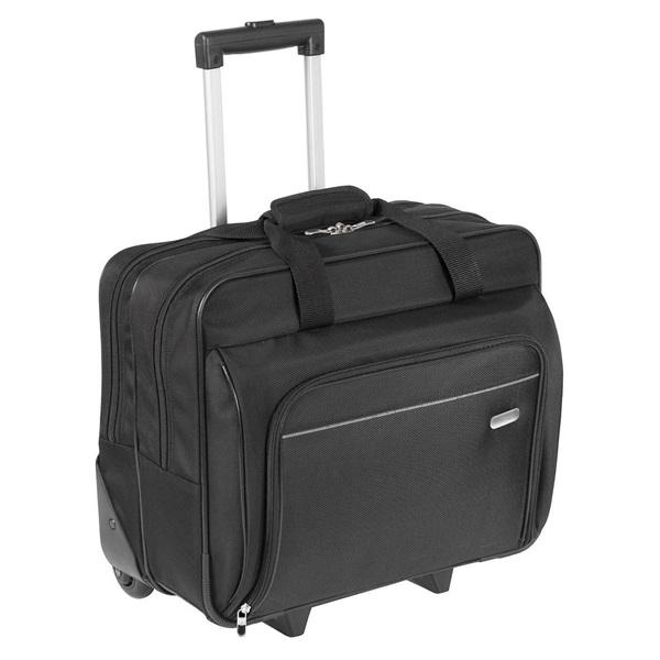 Targus TBR003EU Executive 15.6 fekete notebook trolley - 1