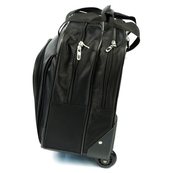 Targus TBR003EU Executive 15.6 fekete notebook trolley - 3