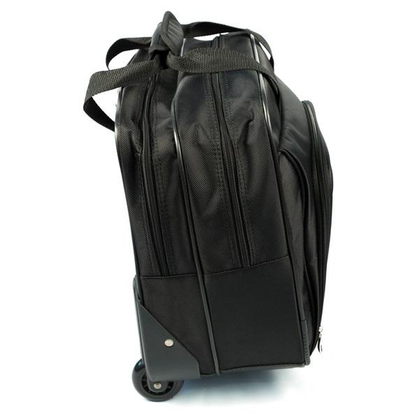 Targus TBR003EU Executive 15.6 fekete notebook trolley - 4