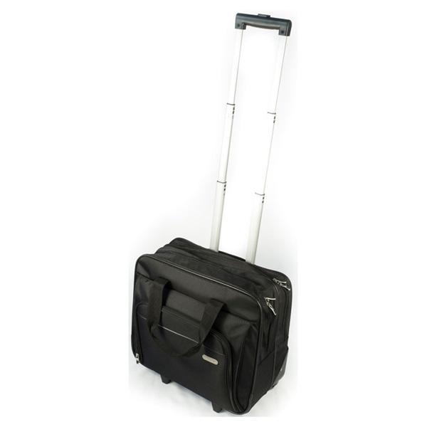 Targus TBR003EU Executive 15.6 fekete notebook trolley - 5