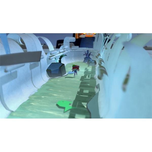 Tearaway Unfolded PS4 játékszoftver - 5