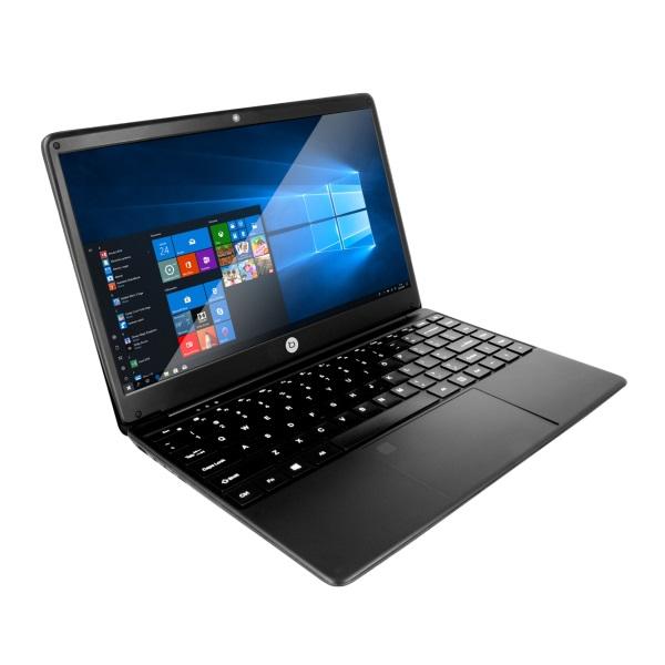 Techbize Zin 14,1 fekete laptop - 1