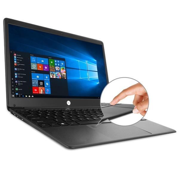 Techbize Zin 14,1 fekete laptop - 2