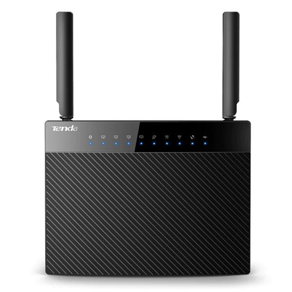 Tenda AC9 AC1200 Smart Dual-Band Gigabit vezeték nélküli router - 1