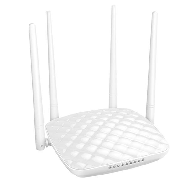 Tenda FH456 300Mbps Smart vezeték nélküli router - 2