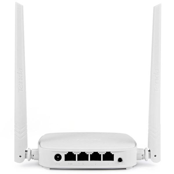Tenda N301 300Mbps vezeték nélküli router - 2
