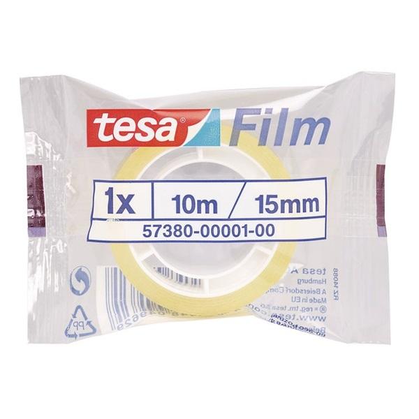Tesa 10mx15mm színtelen ragasztószalag - 1
