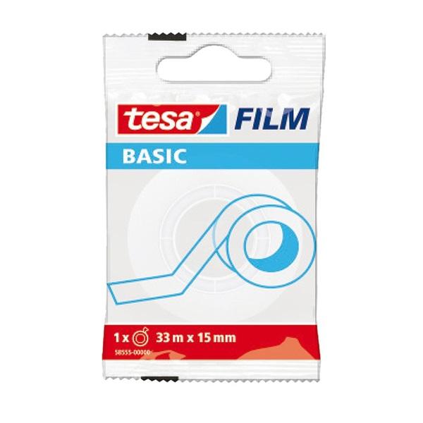 Tesa Basic 33mx15mm írható ragasztószalag - 1