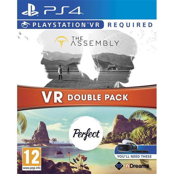 The Assembly + Perfect VR Double Pack PS4 (PlayStation VR) játékszoftver - 1