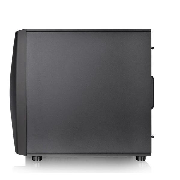 Thermaltake Commander C34 TG ARGB Fekete ablakos (Táp nélküli) ATX ház - 4