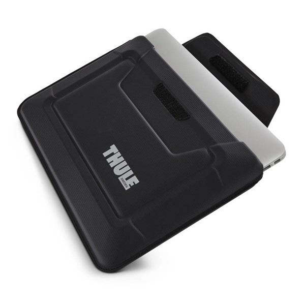 Thule TGEE-2250K Gauntlet 3.0 11 MacBook Air Envelope fekete notebook tok - 3