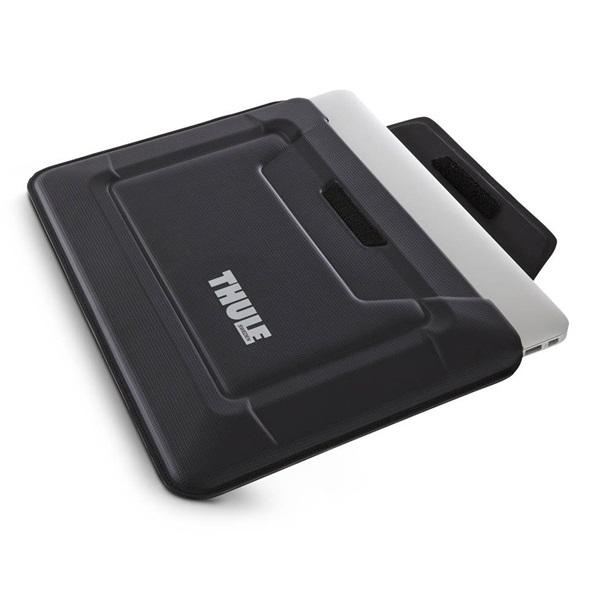 Thule TGEE-2252K Gauntlet 3.0 12 MacBook Envelope fekete notebook tok - 3
