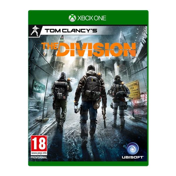 Tom Clancy`s The Division XBOX One játékszoftver - 1