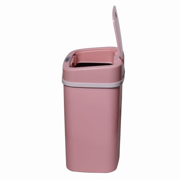TOO 12 literes rózsaszín szenzoros szemetes - 3