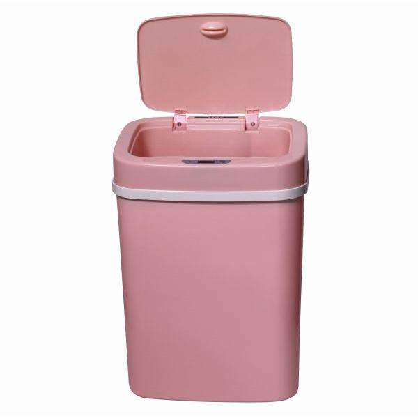 TOO 12 literes rózsaszín szenzoros szemetes - 7