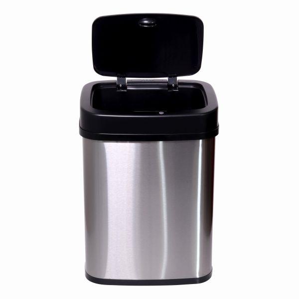 TOO 12 literes rozsdamentes acél szenzoros szemetes - 3