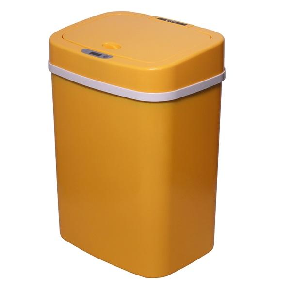 TOO 12 literes sárga szenzoros szemetes - 1