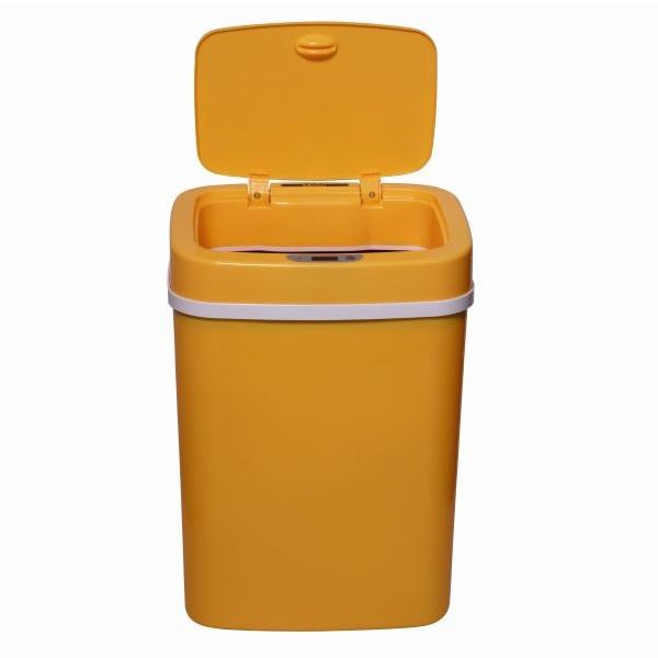TOO 12 literes sárga szenzoros szemetes - 3