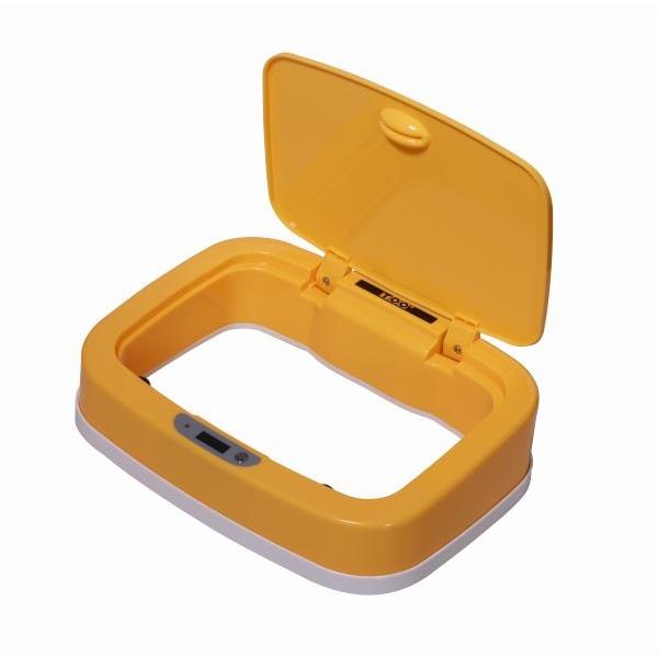 TOO 12 literes sárga szenzoros szemetes - 5