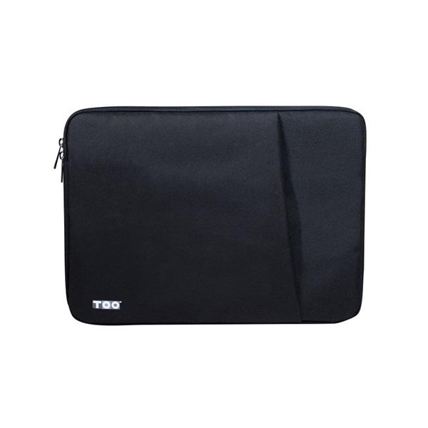 TOO 13,3 fekete notebook tok - 1