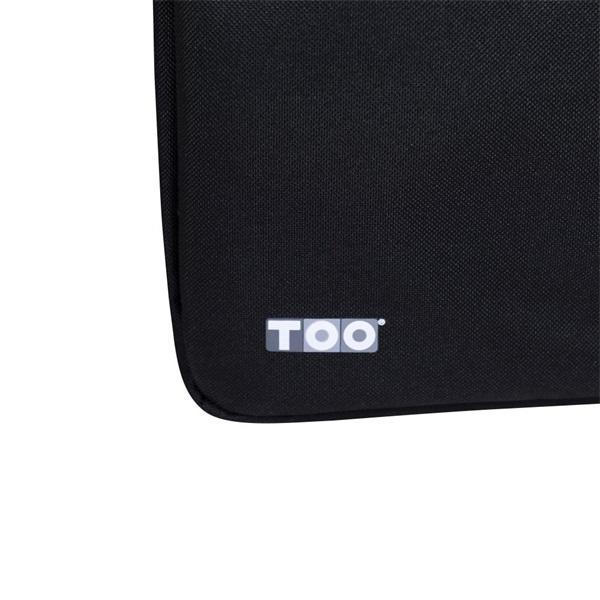 TOO 13,3 fekete notebook tok - 4